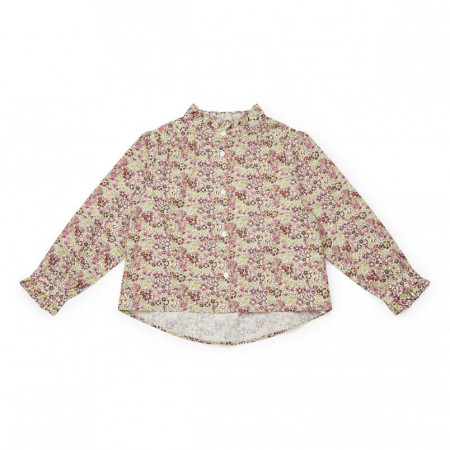 Bonton Blouse liberty 810A Rose