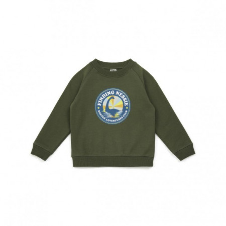 Bonton Sweat Finding Nessie (1214A) Kaki